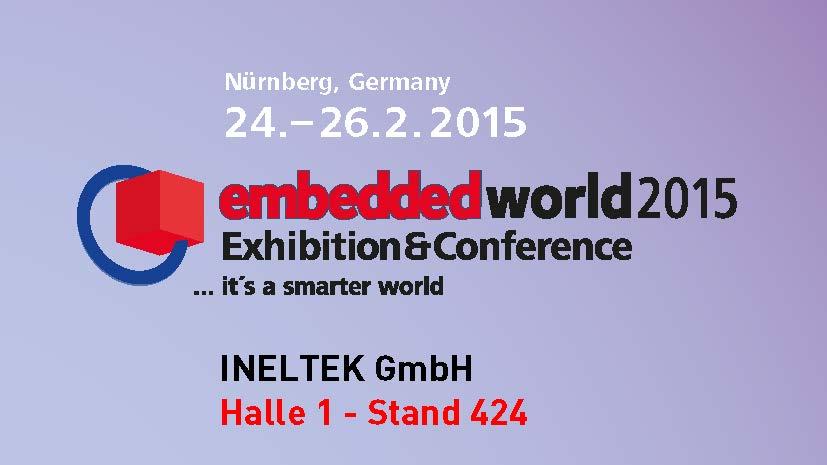 Embedded World 2015