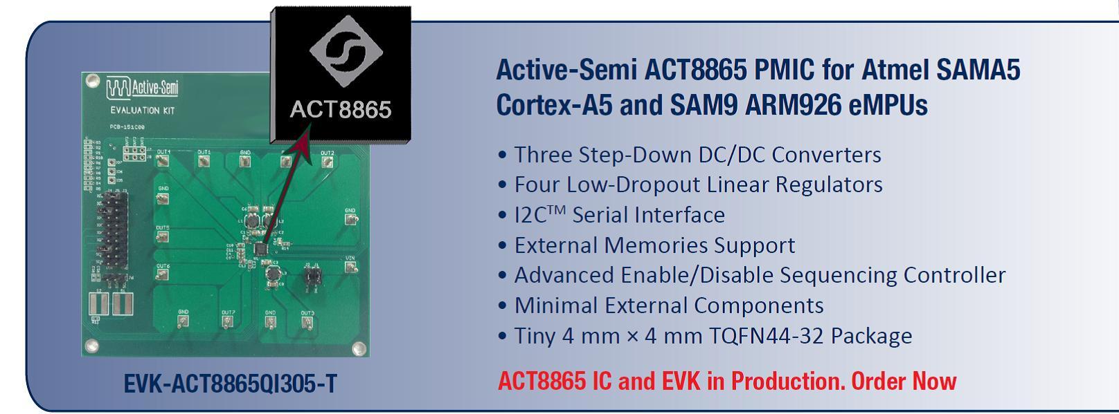Active-Semi ACT8865