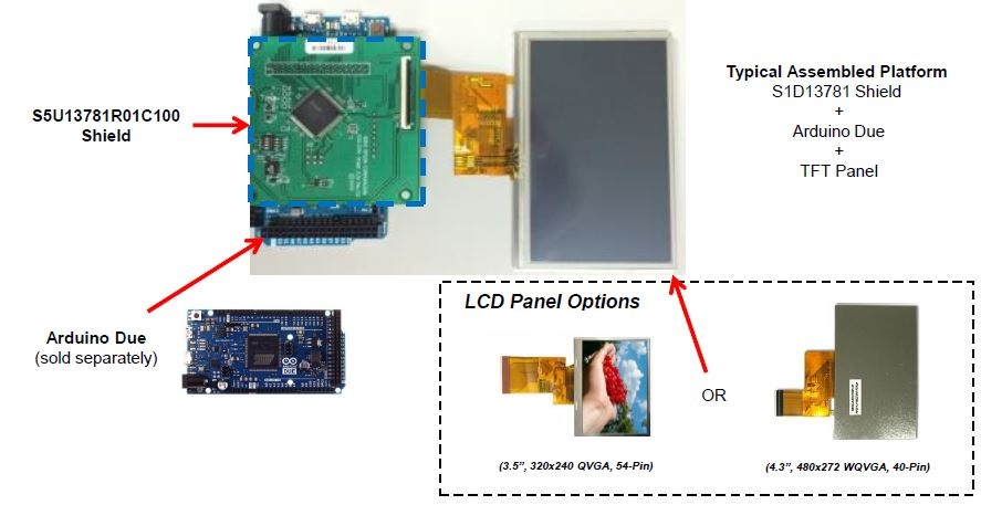 Epson TFT Shield