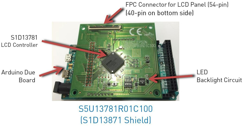 Epson S5U13781R01C100