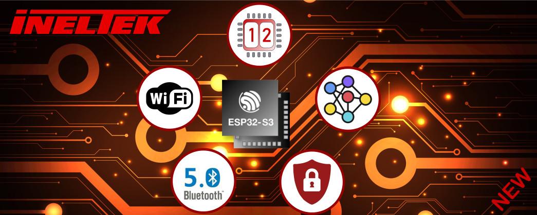 Bluetooth LE5.0 solution ESP32-S3