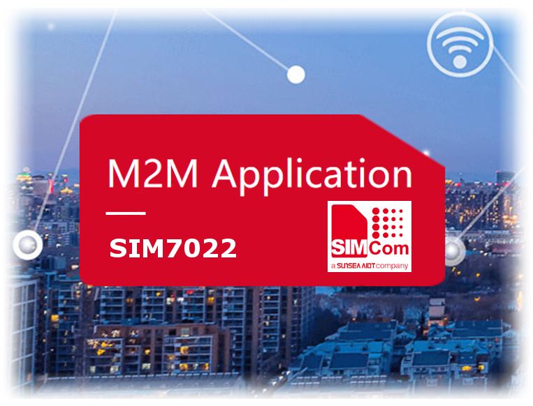 M2M-SIM7022