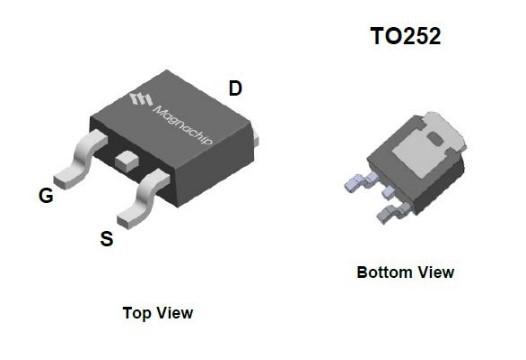 MDD08N067RH N-Channel MOSFET 78V