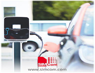 SIM8500 LTE-Module in Charging Stations